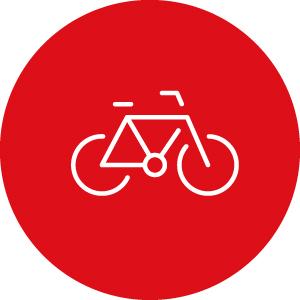 Kit bicicletta adulto - Noleggio camper Camper2Go
