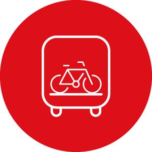 Kit porta biciclette - Noleggio camper Camper2Go