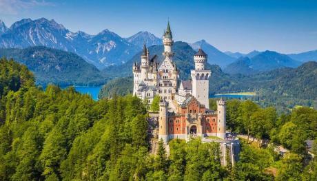 Viaggi in camper in Baviera e Oktoberfest Camper2Go