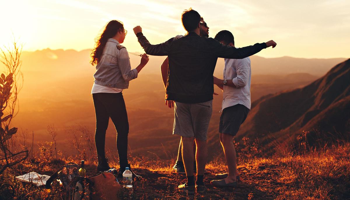 Vacanze in camper con gli amici - Camper2Go